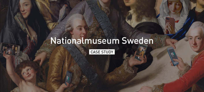 Bynder x Nationalmuseum Sweden: Future proofing over 190k assets for digital posterity
