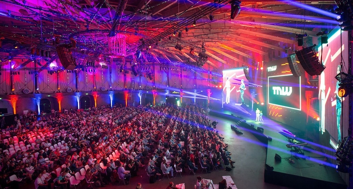 Bynder at the next web conference!