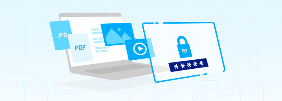 Infographic: Secure digital asset management for diligent brands