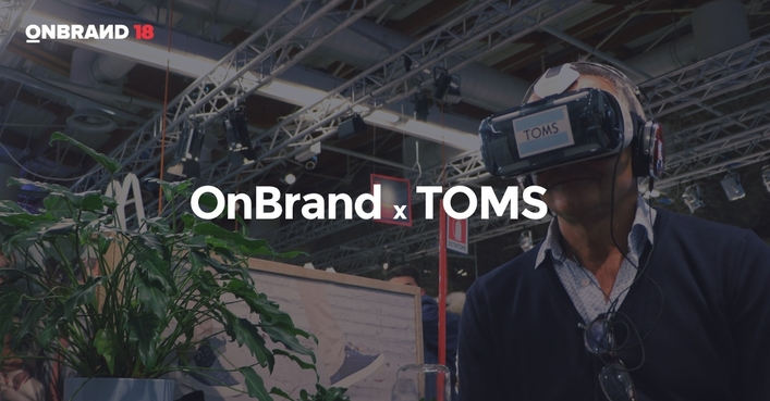 OnBrand'18 x TOMS: Pairing up to make a difference