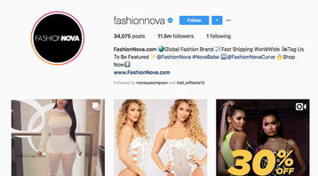 How to build a fashion empire on Instagram in 5 simple steps