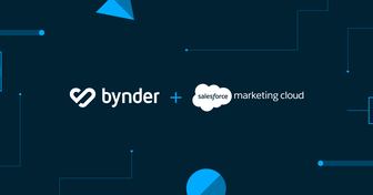 Bynder teams up with Salesforce to help marketers speed up campaign execution