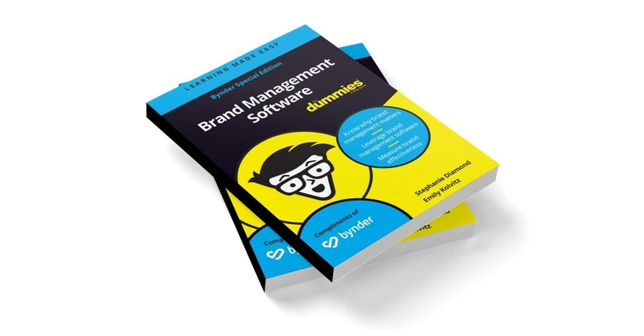 Brand management software for dummies: Turn creative chaos into branding brilliance