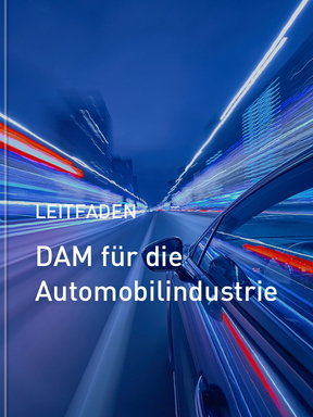 Digital Asset Management für die Automobilindustrie