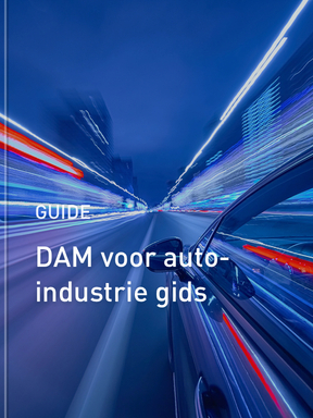 Digital asset management voor de auto-industrie