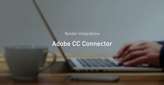Bynder integrates with Adobe Creative Cloud