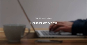 Bynder creative workflow thumbnail