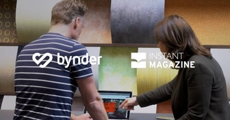 Bynder integrates with instant thumbnail