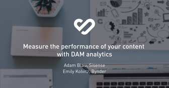 Measure the performance of your content with DAM analytics