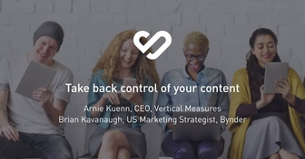 Take Back Control of Your Content