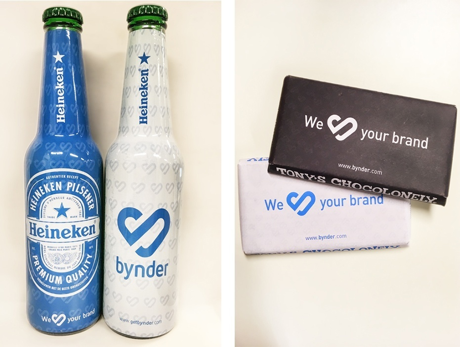 Bynder products